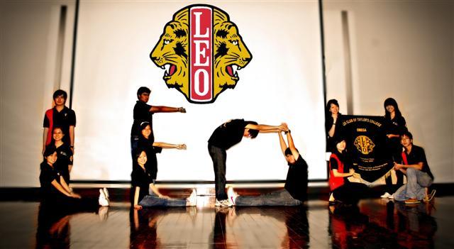 Taylor's LEO Club