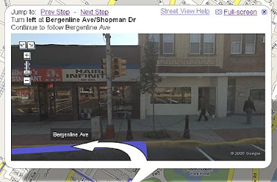 Google Map FTW