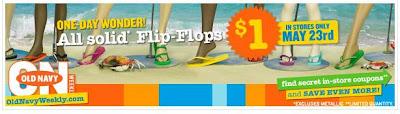 Show me flip flops