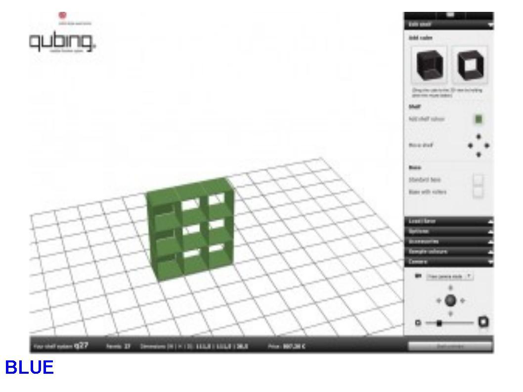 C mo dise ar muebles en la web for Disenar muebles 3d