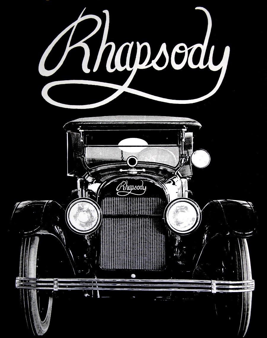 Rhapsody Car Logo