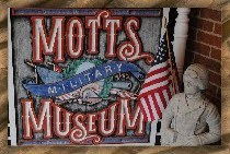Visit Motts Military Museum