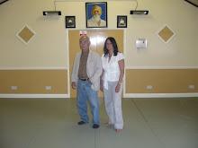 <b>Anita Wilson &amp; TK Chiba Shihan</b>