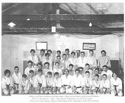 <em><strong> Hut Dojo 1957</strong></em>