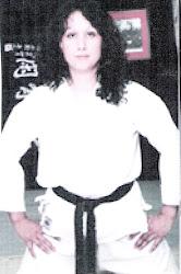 <b>Anita Wilson Sensei 1st dan</b>