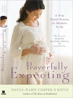 Prayerfully Expecting (RE-released in hard cover!)