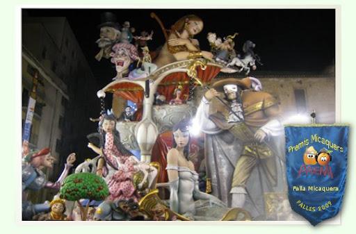 Falla El Pilar