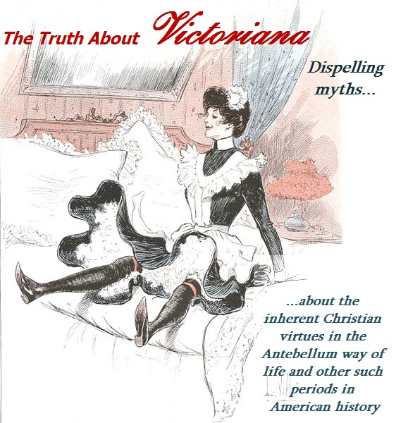 The Truth About Victoriana