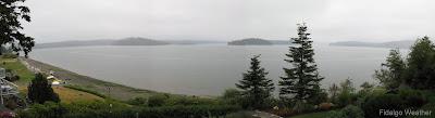 Misty Morning on Skagit Bay