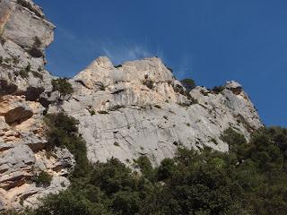 overzichtsfoto klimgebied Ubrieux
