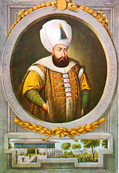 SULTAN III.MURAD (اد ثالث - Murād-İ sālİs)