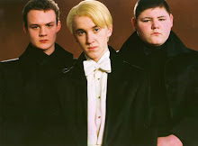 Malfoy, Crabbe, and Goyle