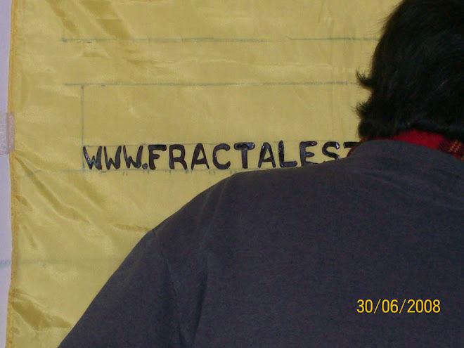 trabajando con los Fractales