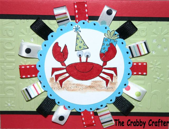 The Crabby Crafter