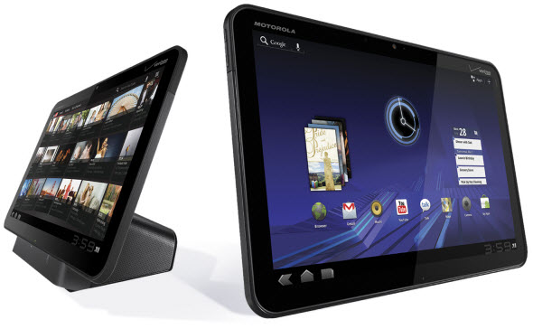 Motorola Xoom tablet Features,specifications and price in india