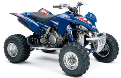 Only bikes yamaha raptor atv 450 for Yamaha 450 atv