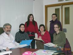 Grupo clase curso 07/08