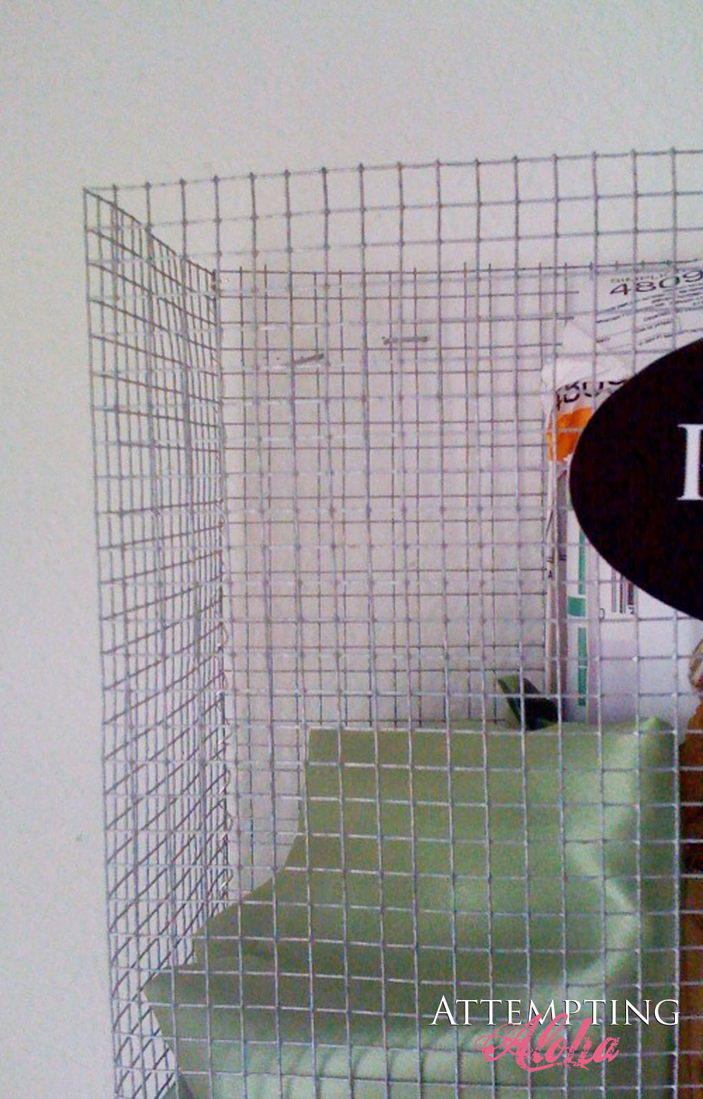 wire basket tutorial infarrantly creative
