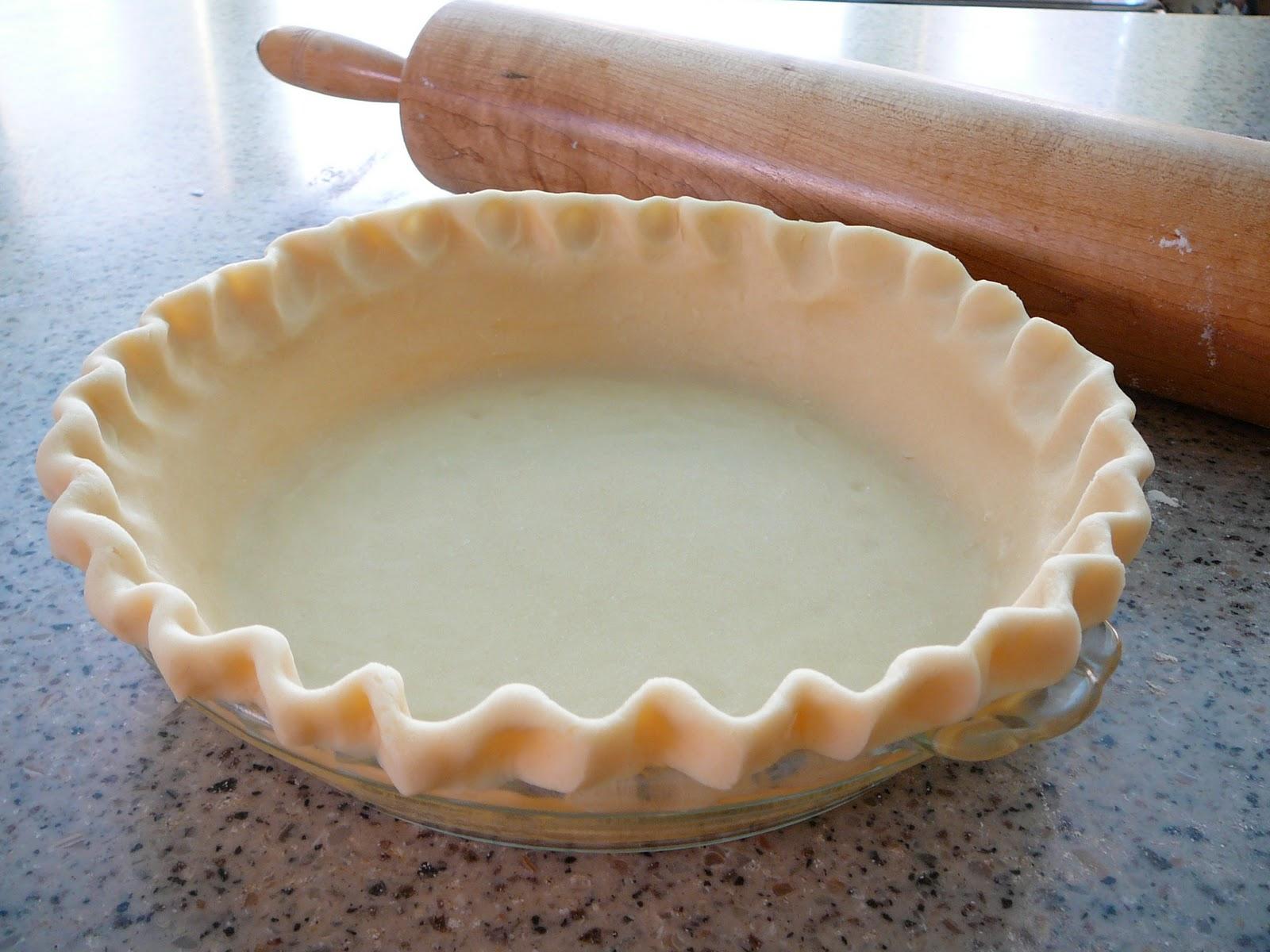 Perfect All Butter Pie Crust Recipe — Dishmaps