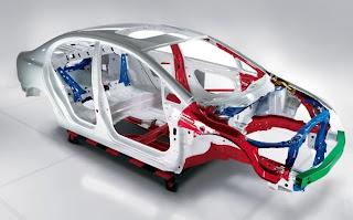 Honda Celica CHASIS 2010