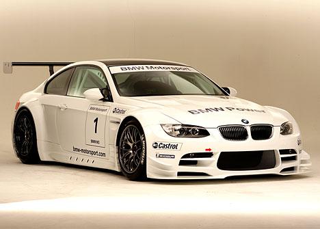 BMW M3 ALMS Race Car REVIEW
