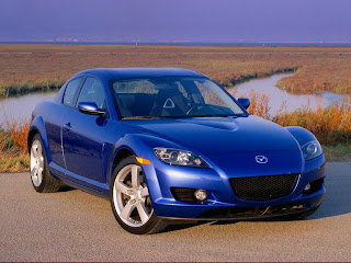 Mazda RX8 car hot wallpapper