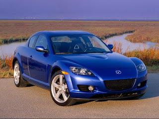 Mazda RX8 car hot wallpapper