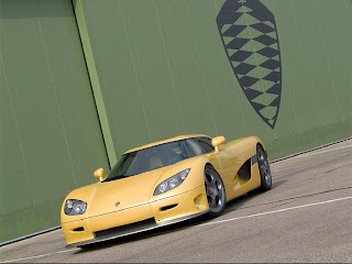 YELLOW supercar wallpaper