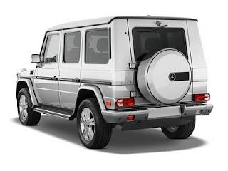 mercedes benz g55 2010