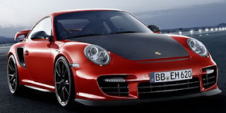 New Porsche 911 GT2 RS supercar 2010