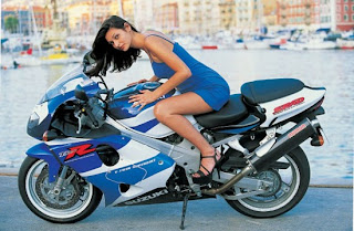 modif trend gambar hot motor girl gallery