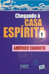 Chegando  casa esprita