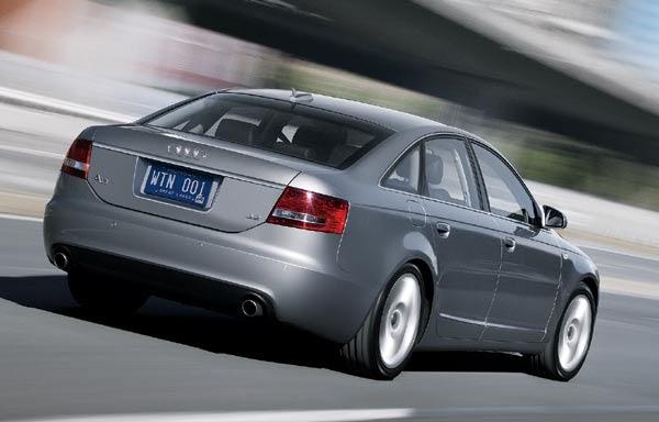 Audi A6 Guide