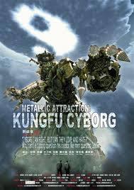 Kungfu Cyborg- Free Download