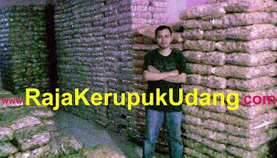 Raja Kerupuk Udang Cirebon