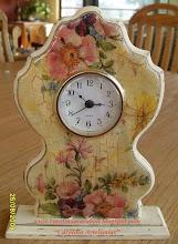 Reloj sobremesa