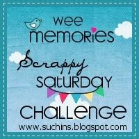 Wee Memories Saturday Challenge
