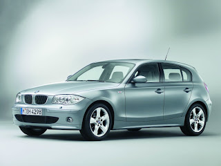 Luxury BMW 1 Series 5-door