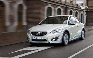 New Luxury 2011 Volvo C30 Electric Car