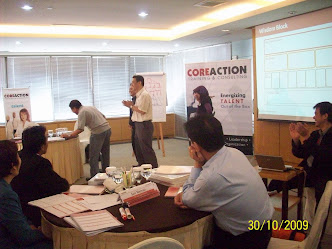 Suasana Workshop QI Leadership