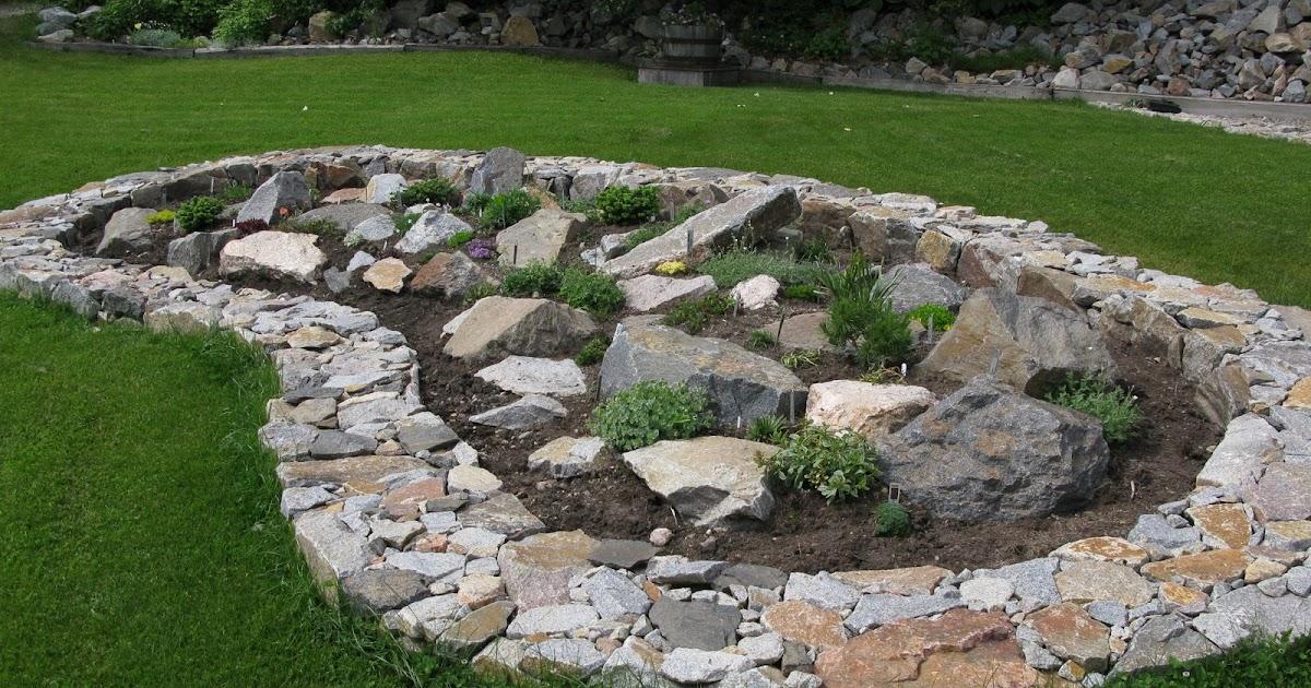 Northern exposure gardening alpine garden plant list for Soil zones saskatchewan