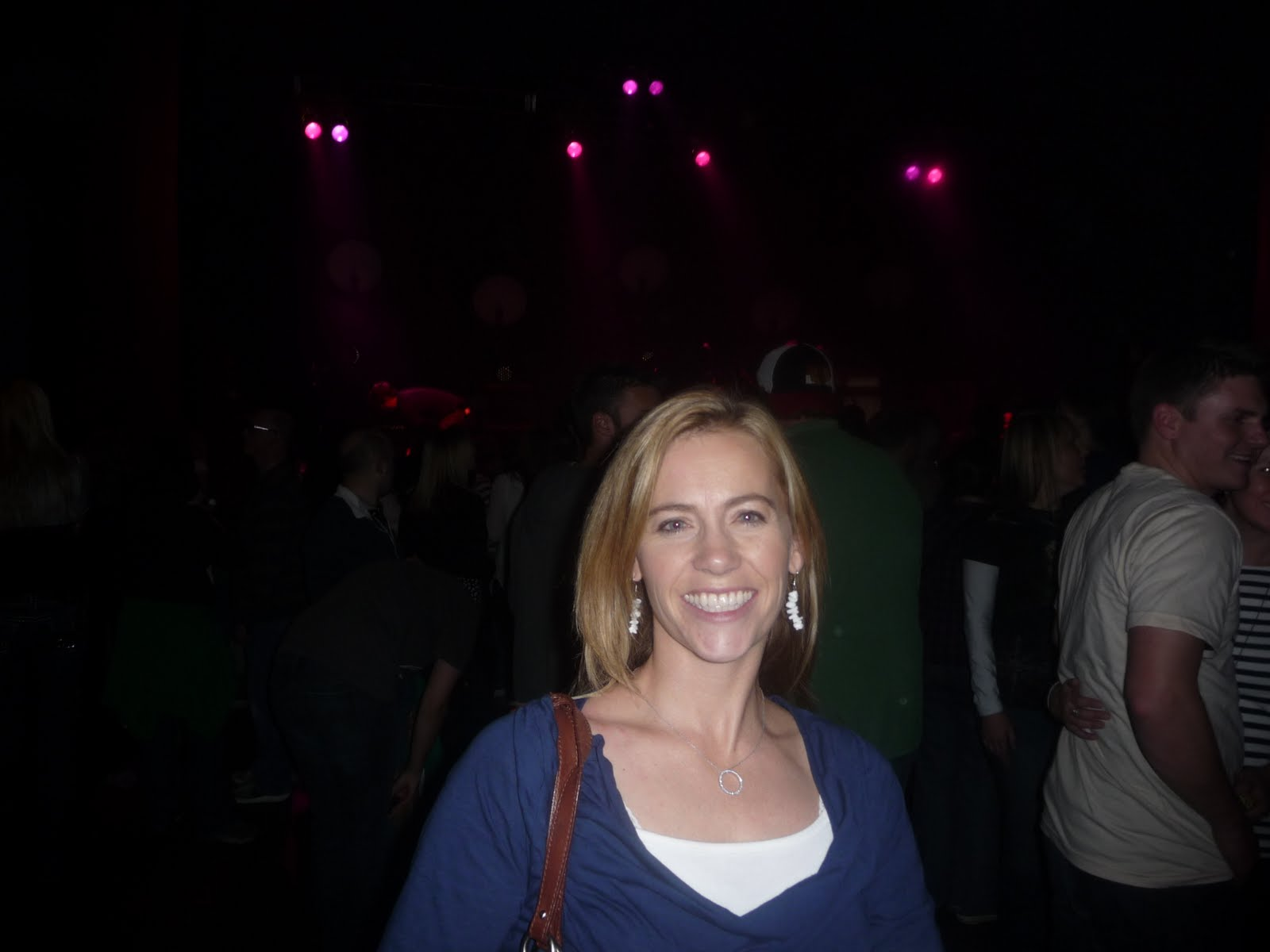 Rebecca Bryan Brandon Flowers concert Review