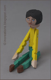 Clothes-Peg Man