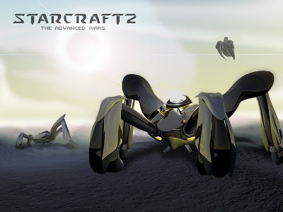 Starcraft 2 Artwork Fiction