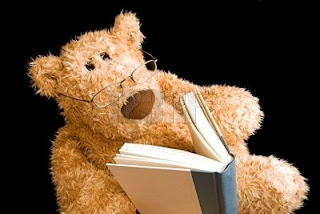 Reading Teddybear