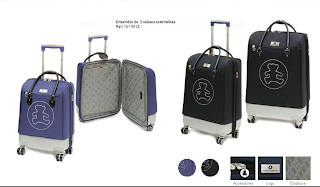 lulu castagnette luggage solid