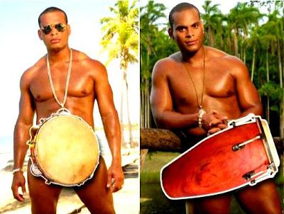 """Rolando: Veja mais fotos do cantor Toni Salles na revista """"G Magazine"""