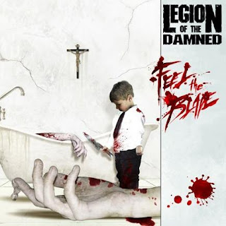 Legion Of The Damned - Feel The Blade (Digipack)