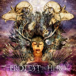 Protest The Hero - Sequoia Throne EP