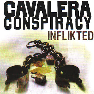 The Cavalera Conspiracy - Inflikted